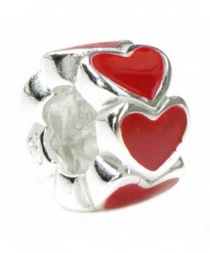 Sterling Silver Endless Heart European