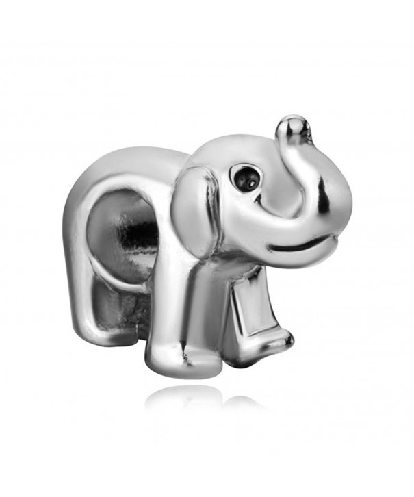 LovelyCharms Elephant Charm Animal Bracelets