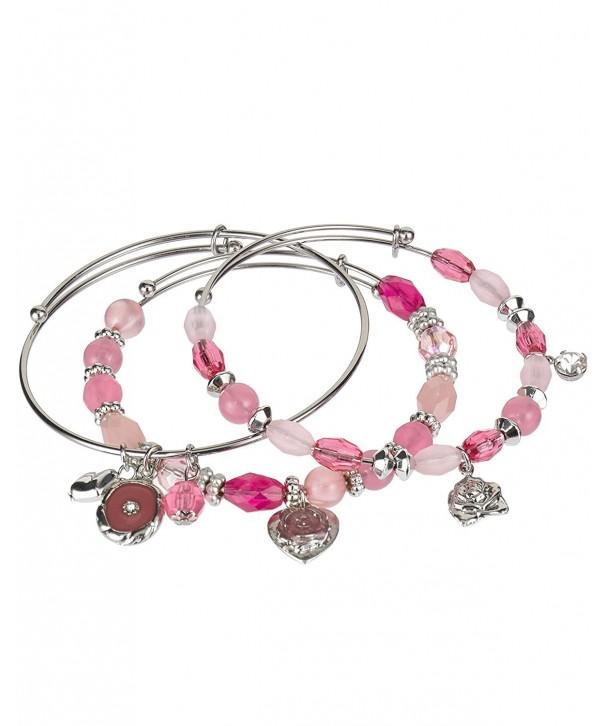 Stackable Adjustable Bracelet Jewelry Nexus