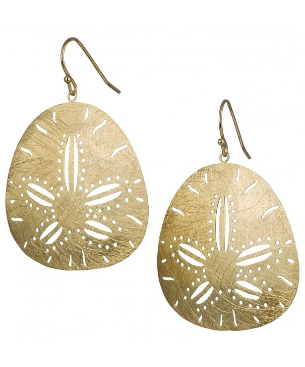 SPUNKYsoul SD ER JS Sand Dollar Earring