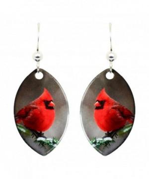 dears Cardinal Earrings 1438