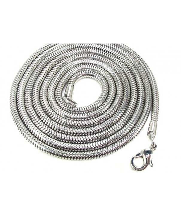 Women 1 5 Snake Chain Necklace