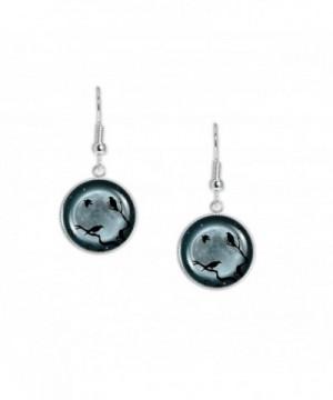 Against Dangle Earrings Artwork Charms