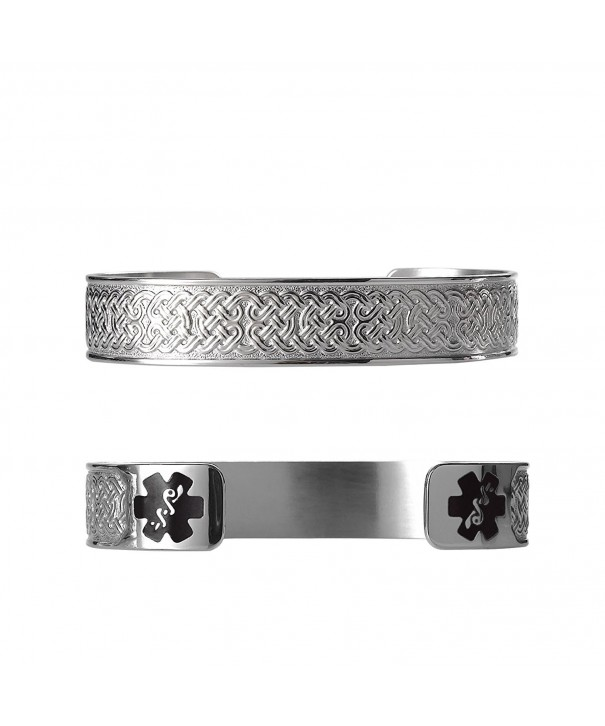 Divoti Engraved Medical Bracelet 6 5 8 0