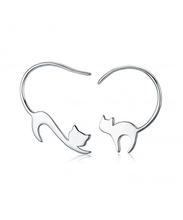 JUFU Collection Sterling Napping Earrings