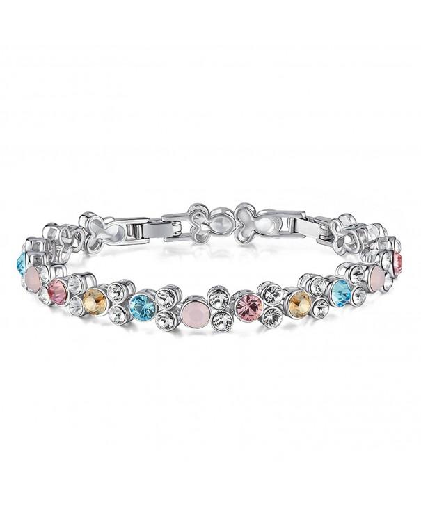 NEHZUS Bracelets Swarovski Crystals Anniversary