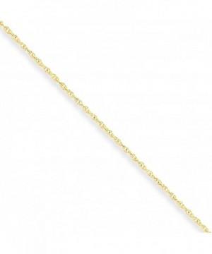 Unisex Children Yellow 0 8MM Necklace