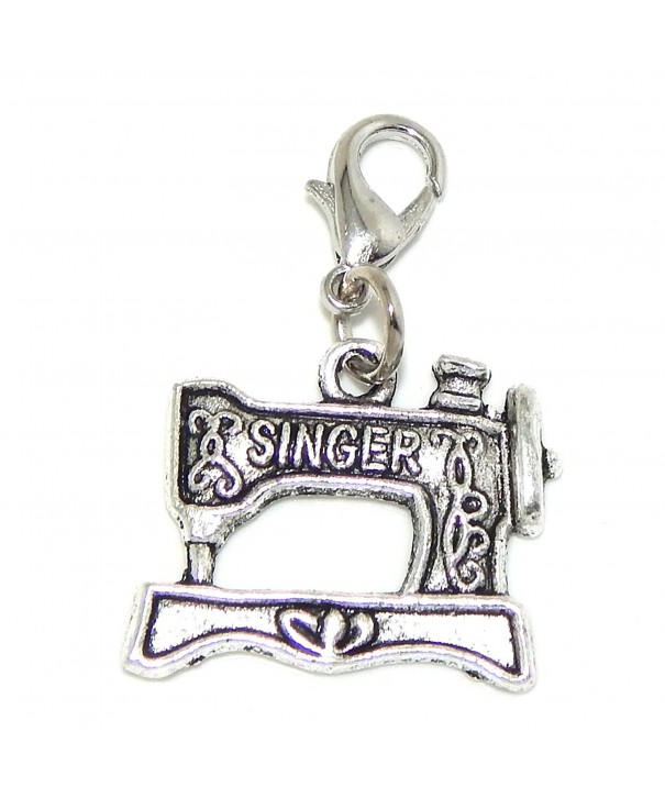 Jewelry Monster Singer Sewing Machine