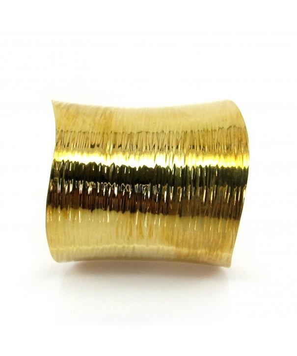 Hammered Bracelet Bracelets Adjustable JE 0023B