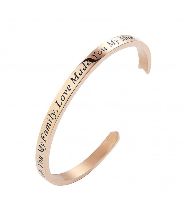 Meibai Stamped Stainless Keepsake Gold Marriage