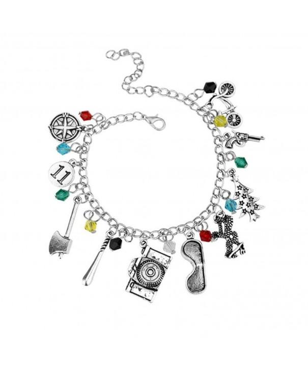 Ivy Clover Stranger Inspired Bracelet
