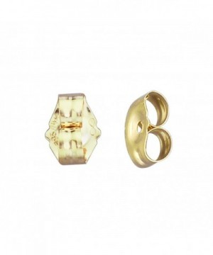 Gold Small Replacement Earring Backs