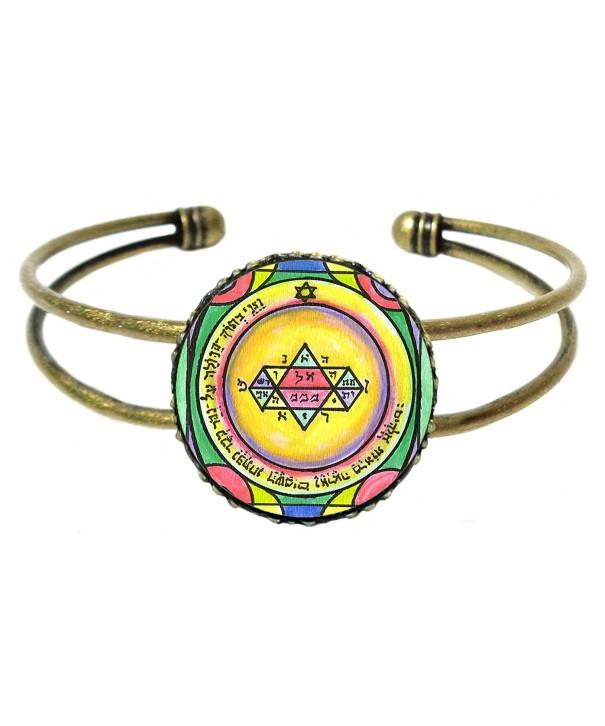 Solomons Jupiter Manifestation Psychic Bracelet