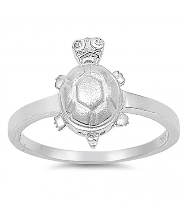 Turtle Hawaiian Animal Sterling Silver