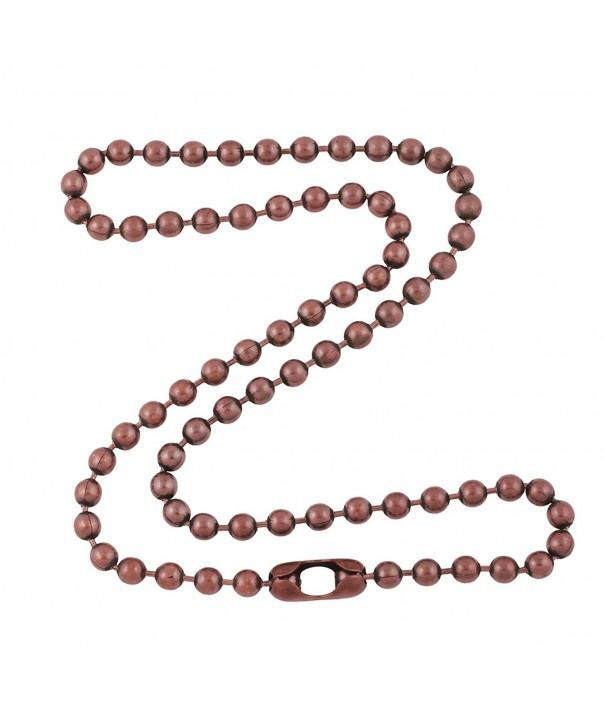Antique Copper Necklace Durable Protect