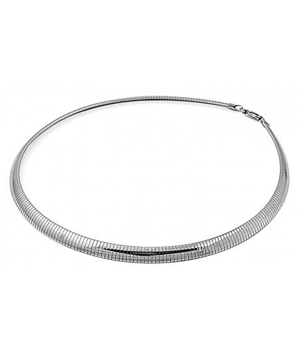 Stainless Silver Necklace Available Length