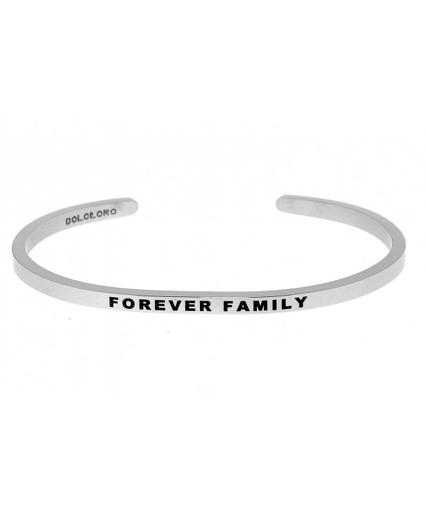 Mantra Phrase FOREVER Surgical Stainless