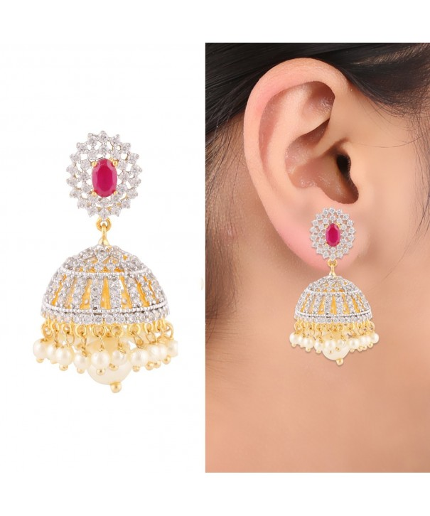 Swasti Jewels Fashion Traditional Earrings