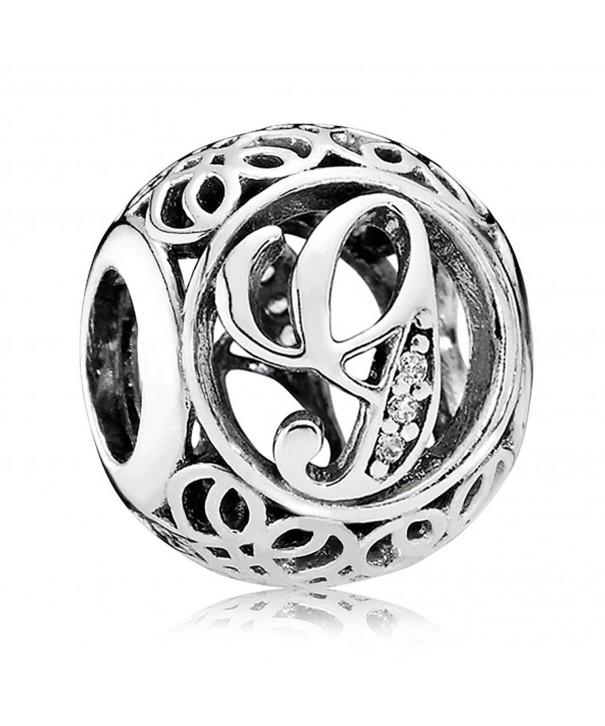 Everbling Vintage Sterling Pandora Bracelet