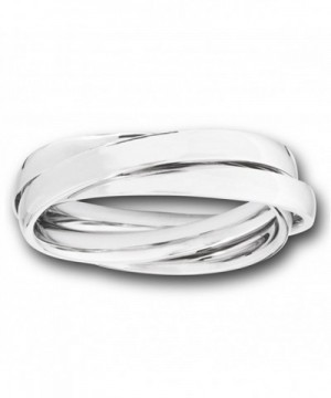 Triple Rolling Stackable Fashion Stainless