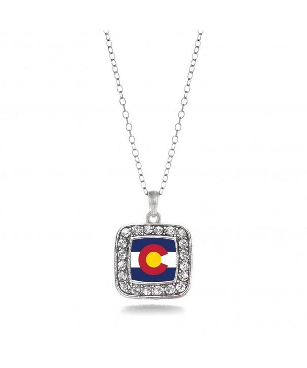 Inspired Silver N 11395 Colorado Necklace