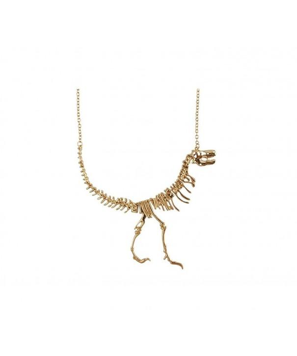 Most Beloved Dinosaur Vintage Necklace