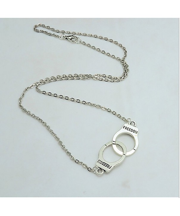 Joylive NewJewelry Handcuffs Necklace ValentineS