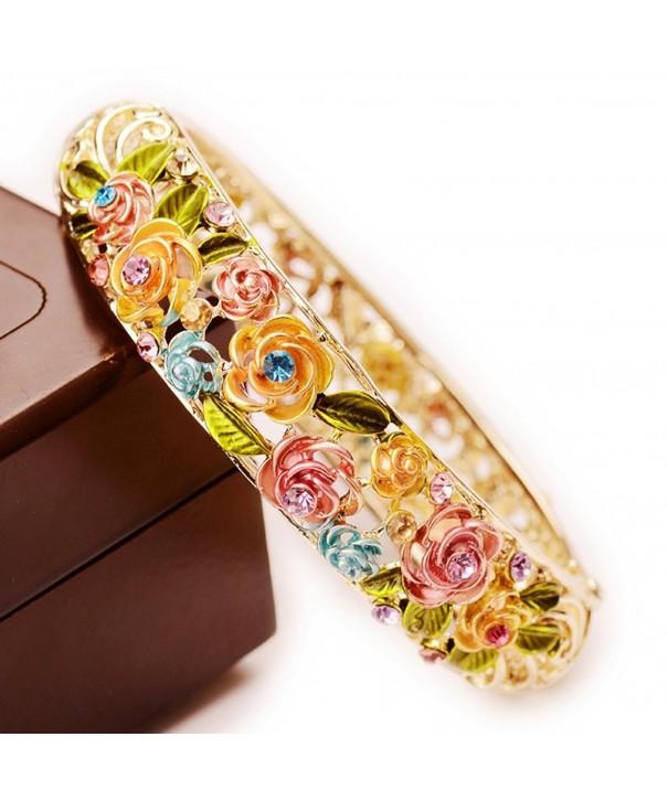 Starshiny Handcrafted plating Bracelet Crystals