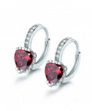MASOP Earrings Crystals Birthday Jewelry