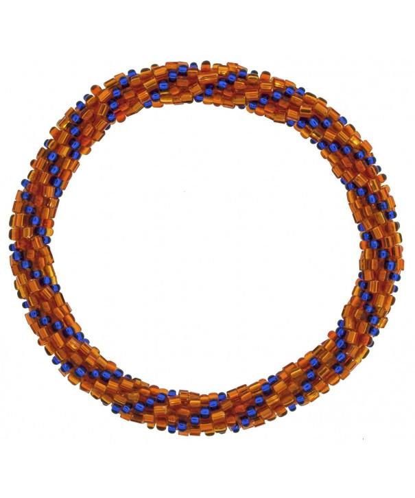 Original Roll Bracelet LetS Blue Orange