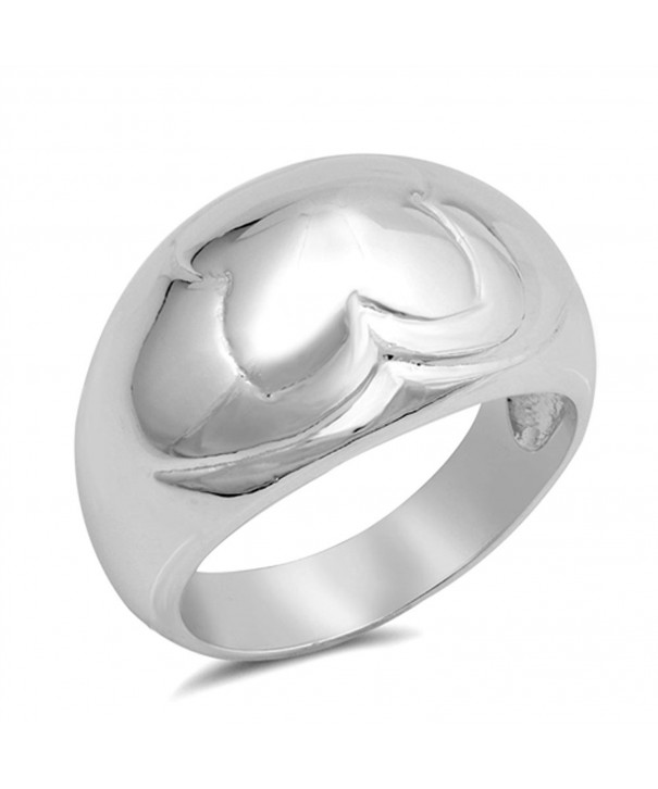 Polish Fashion Sterling Silver RNG17415 5