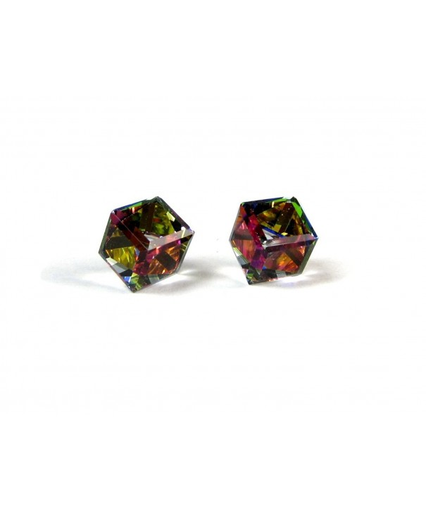 Vitrail Medium Austrian Crystal Earrings