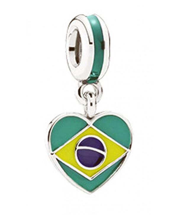 Best Wing Jewelry Brazil Heart