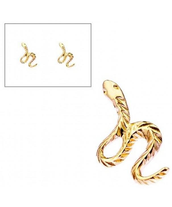 Styles By Breezy ER2421 10K Earrings