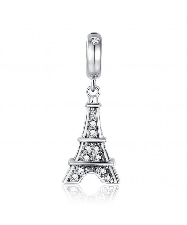 Glamulet Jewelry Eiffel Dangle Sterling