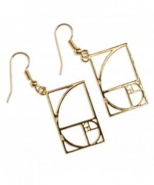 ComputerGear Jewelry Earrings Golden Equation