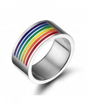 Nanafast Titanium Stainless Lesbians Rainbow