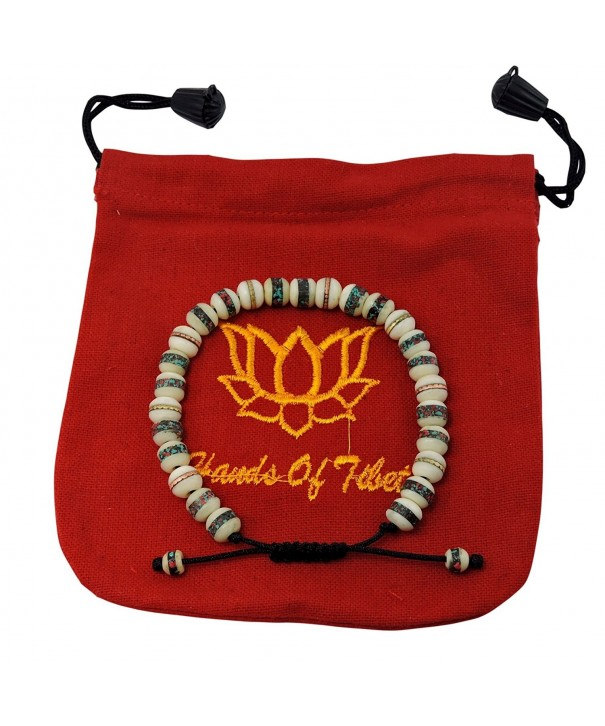 Tibetan Embedded Medicine Meditation Handmade
