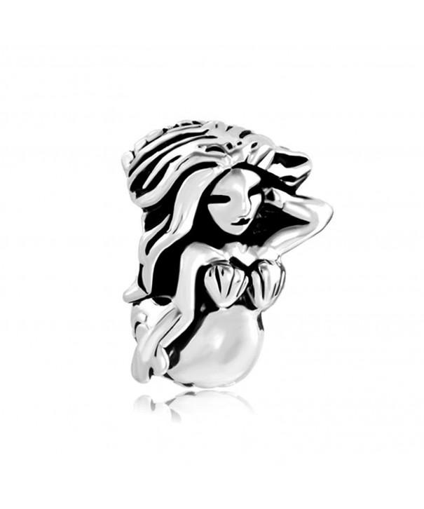CharmsStory Beautiful Mermaid Shells Bracelets