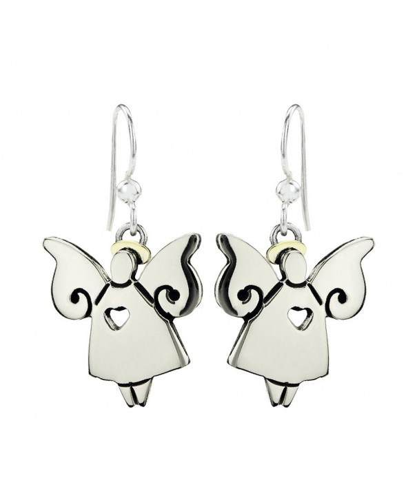 EP 283 Gratitude Angel Earrings