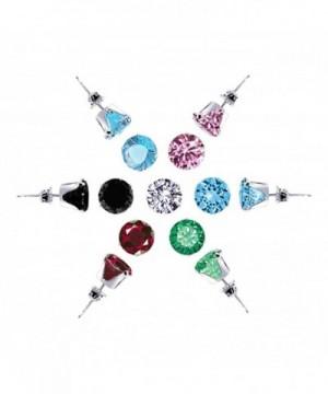 Gem Avenue Sterling Silver Earrings