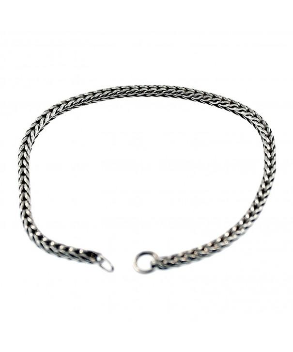 Authentic Trollbeads Sterling 15220 Bracelet