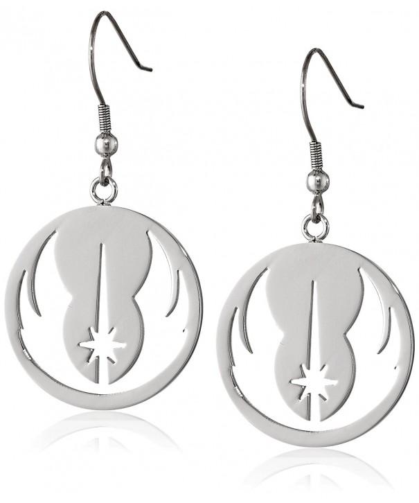 Star Wars Jewelry Stainless Earrings