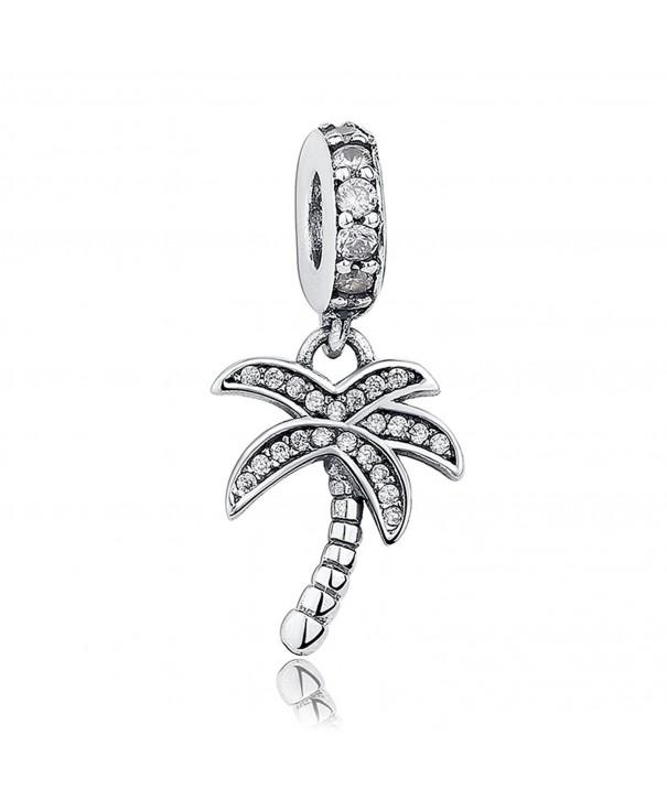 Kiss Sparkling Sterling European Bracelet