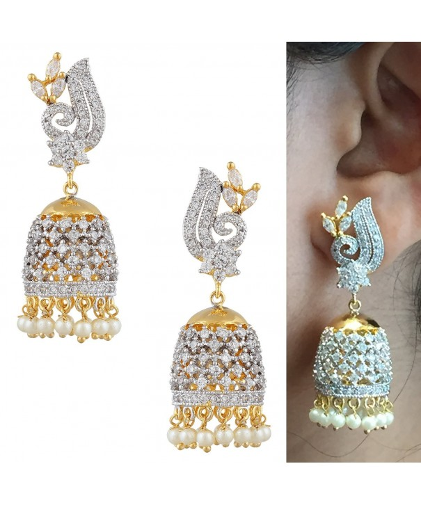 Swasti Jewels Bollywood Traditional Earrings