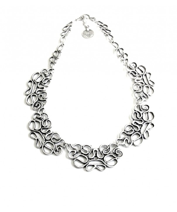 Chanour 1550 Jewelry Pewter Necklace