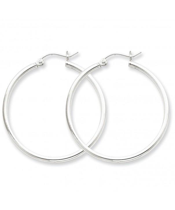 Designs Nathan Sterling Seamless Earrings