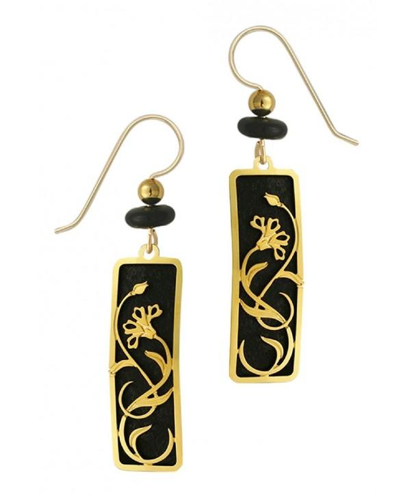 Adajio Sienna Filigree Earrings 7439