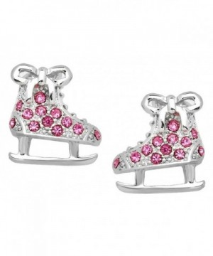 Crystal Earrings Holiday Fashion Jewelry