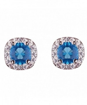 Silver Masters Sterling Zirconia Earrings